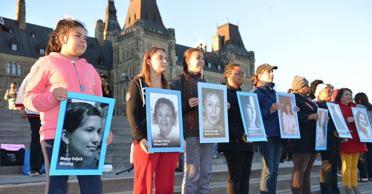 CUPE demands justice for missing and murdered Indigenous women and girls