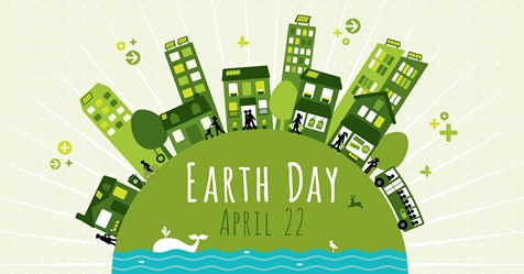 Earth Day 2020: From the local to the global