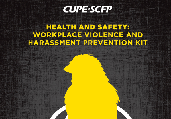 Workplace Violence and Harassment Prevention kit